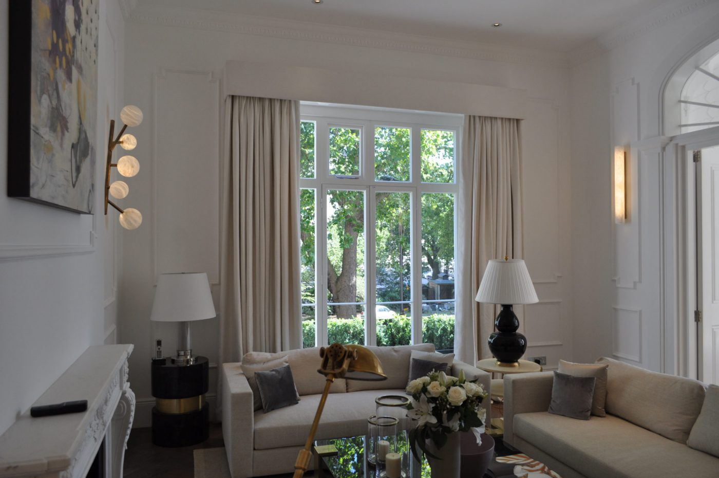 Painting and Decorating services in London