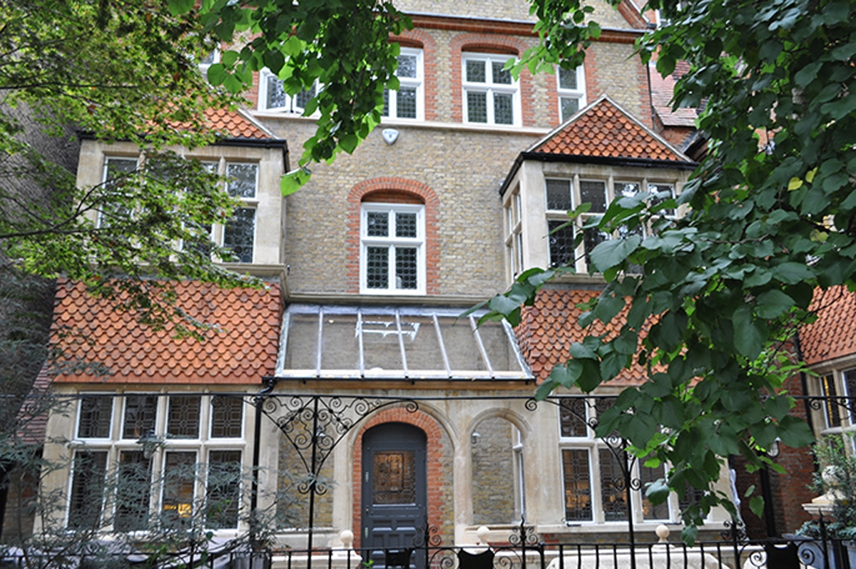 Kensington External Renovation Project