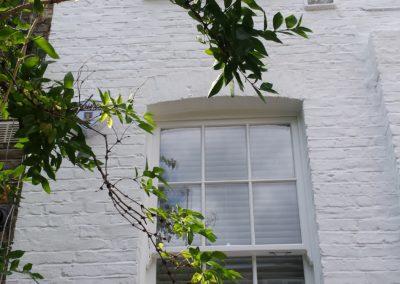 Chelsea External Renovation Project, exterior decorating London