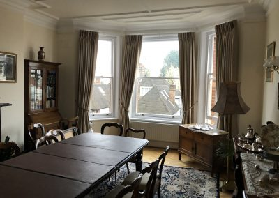 Hampstead Apartments Project, painting and decorating in London