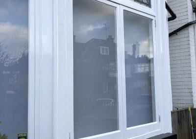 Hampstead External Renovation Project, exterior painting London
