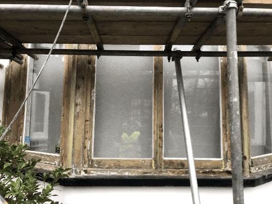 Hampstead External Renovation Project