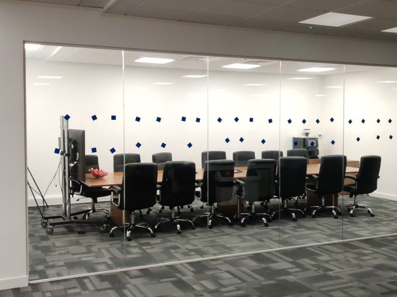 Commercial painting & decorating in London