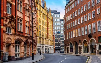 Professional painters and decorators in Central London