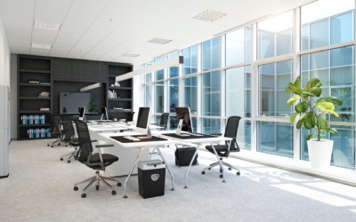 How to refresh and redecorate a commercial space in London on a budget?